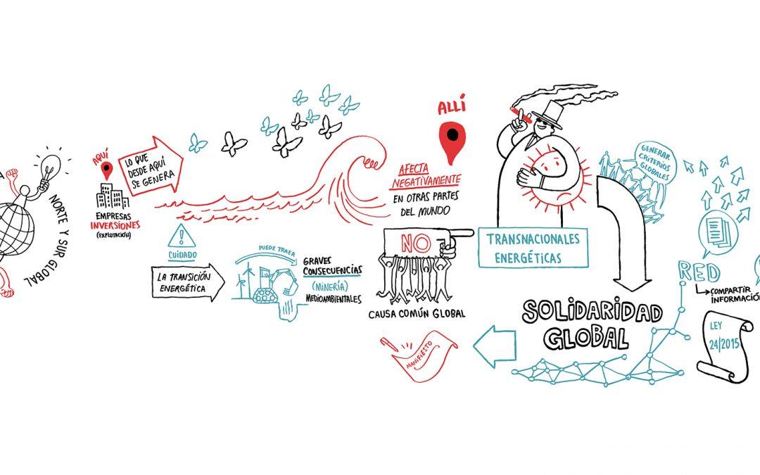 """Una mirada global per un problema global: Jornades Internacionals """"Cap a la fi de la Pobresa Energètica"""""""