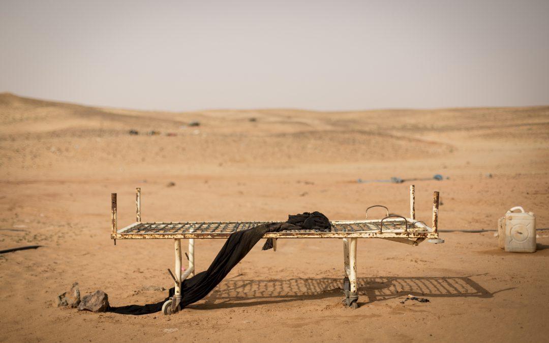 El muro, las minas y las víctimas en el Sáhara Occidental. Historias de resistencia.