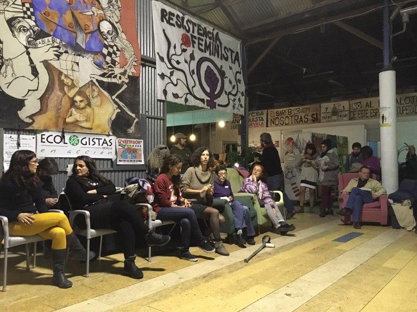 ESF participa al II Encuentro de la Red de Mujeres por una Transición Energética Ecofeminista