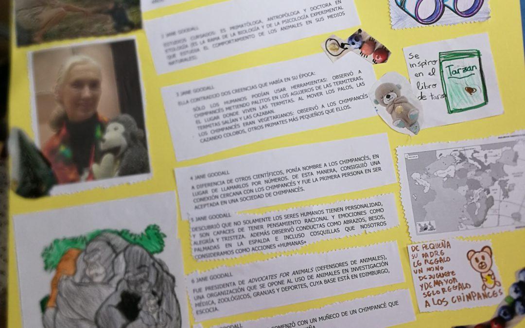 Celebramos el Día Internacional de la Mujer y la Niña en la Ciencia en el Colegio Ramón Pelayo de Santander