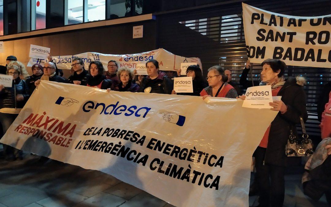 Després de la setmana europea contra la pobresa energètica, la lluita no s'atura