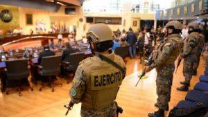 Komunikatua: El Salvadorren demokraziaren defentsaren alde