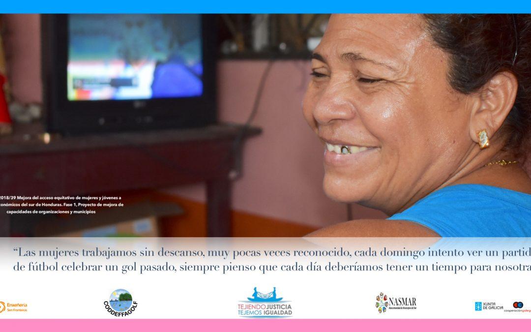 """En Honduras, """"Tejiendo justicia, tejemos igualdad"""""""