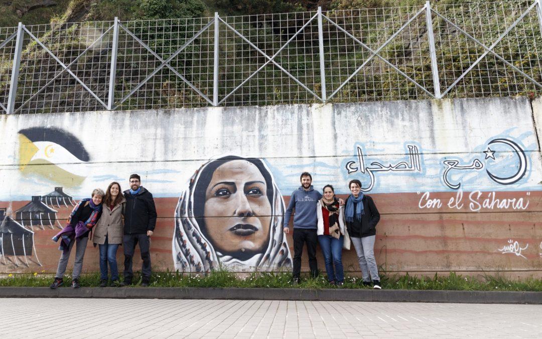 ISF Asturias de visita en Candás