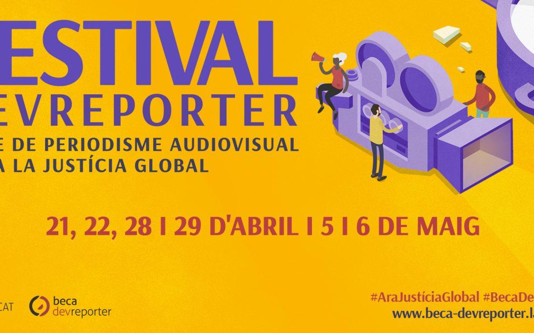 Arriba el Festival Devreporter, xerrades i documentals per la Justícia Global