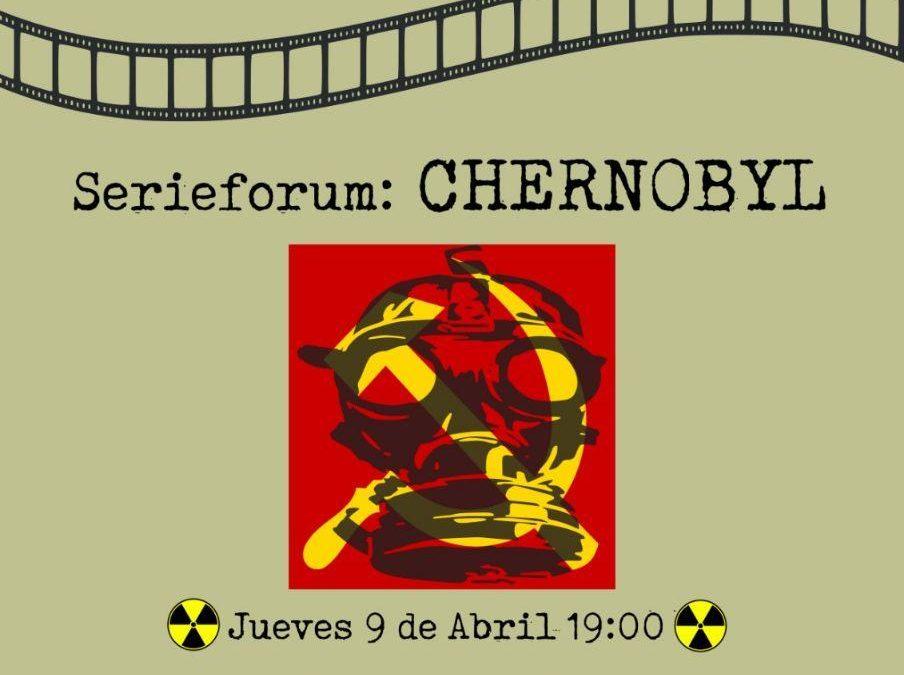 Ciberfaladoiros no cofinamento I. Serieforum sobre Chernóbyl