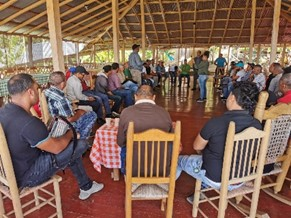 Cursos sobre microcrédito y producción orgánica del cacao en la República Dominicana