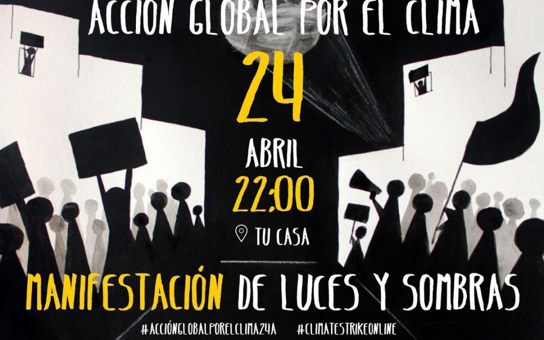 Nos sumamos a la acción global por el clima del 24 de abril