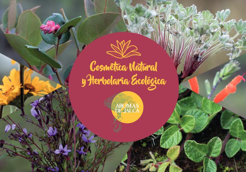 Catálogo de Cosmética Natural y Herbolaria Ecológica Aromas de Jalca