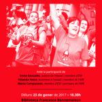 """Dl 23/01 18:30 > Presentació Estudi """"Desigualtat de gènere i pobresa energètica: Un factor de risc oblidat"""""""
