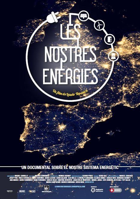 Documental 'Les nostres energies' en obert a Crític