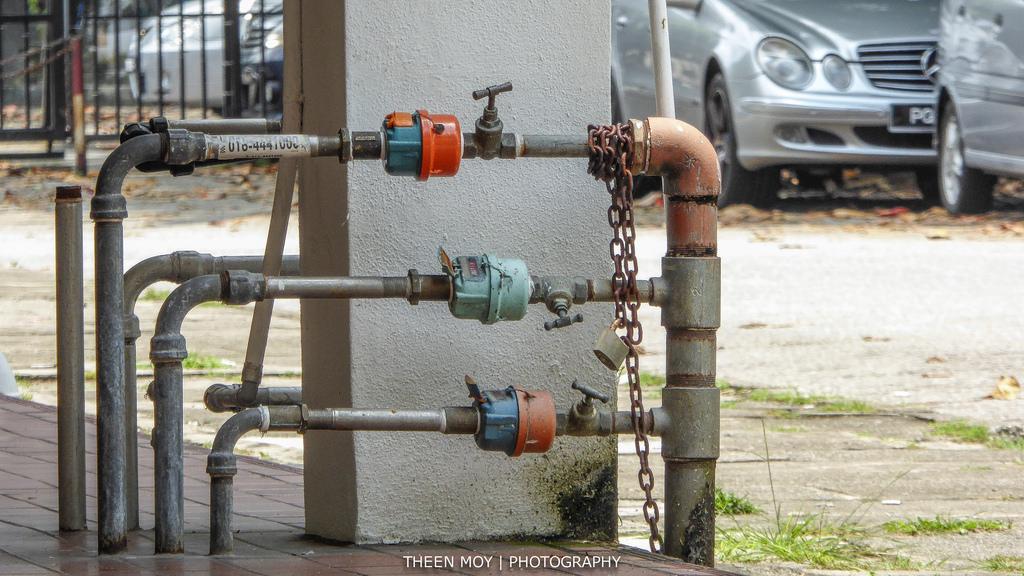 El agua como fuente de lucro parte II: Privatización del suministro