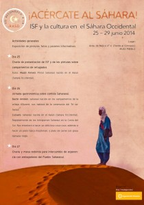 ISF y la Cultura en el Sáhara II