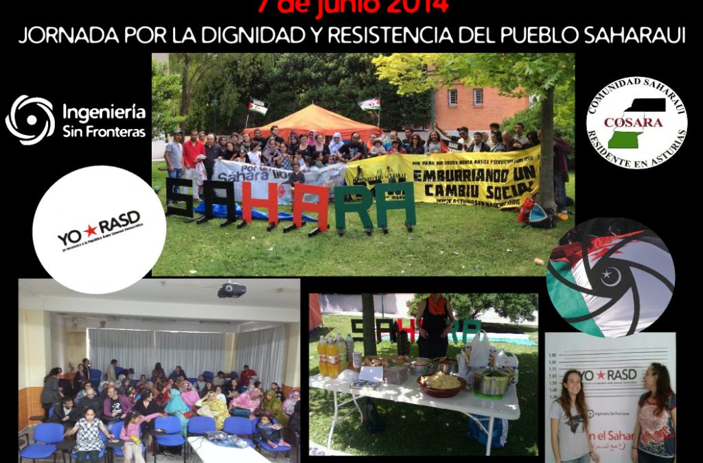Jornada por la dignidad y resistencia del Pueblo Saharaui