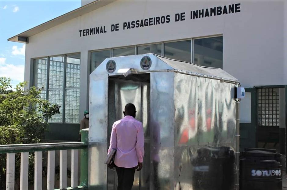 Situación de la COVID-19 en Mozambique