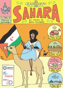 Tebeo: El conflicto del Sáhara en menos de 3000 palabras