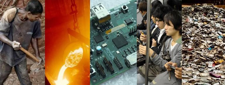 Tecnología libre de conflicto: rompiendo el vínculo minerales-conflictos