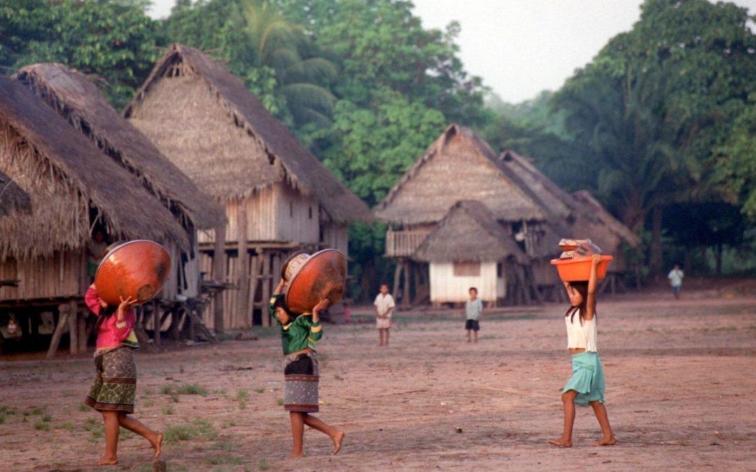 El pueblo Shipibo Konibo uno de los grupos más afectados por la COVID19 en Perú