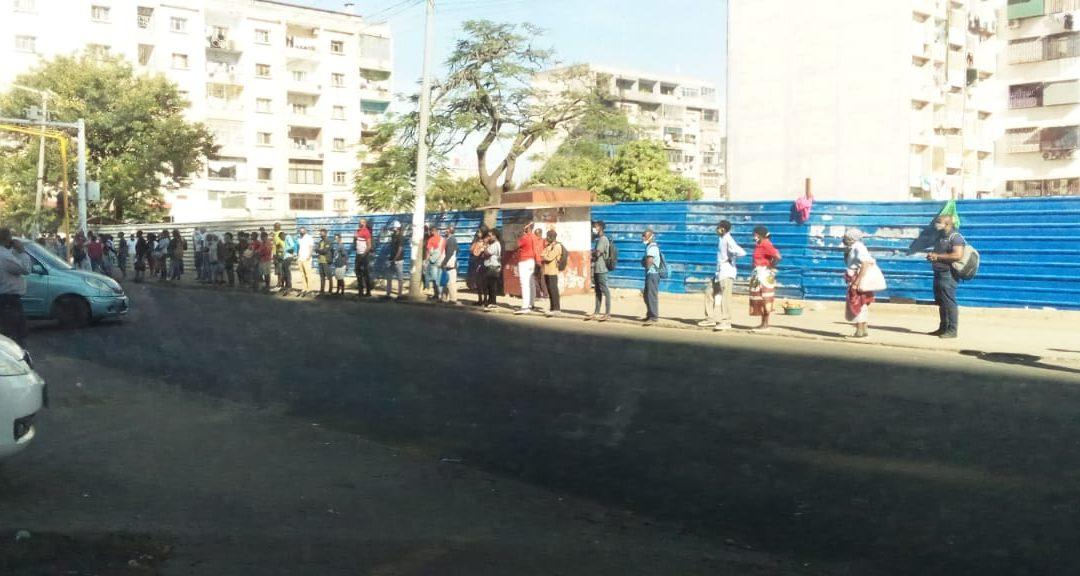 Estado de emergencia por la COVID19 en Maputo