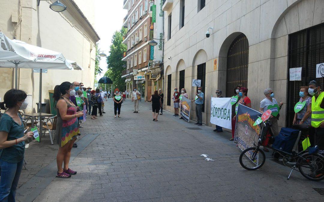 Reclamamos a la Junta de Andalucía la aprobación del Plan Andaluz de Acción por el Clima