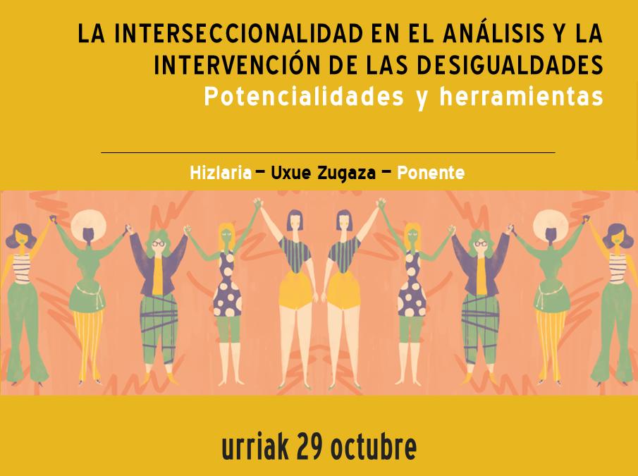 Intersekzionalitatea desberdintasunen azterketa eta esku-hartzean: ahalmen eta tresnak
