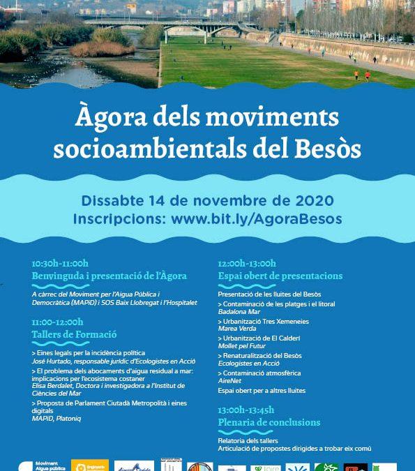 Agora dels Moviments Socio-Ambientals del Besòs