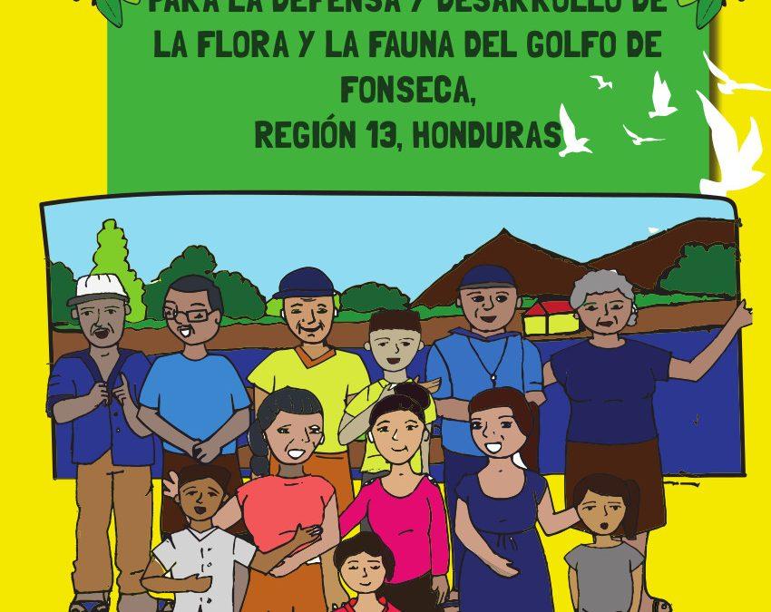 Fortalecimiento de Organizaciones de Sociedad Civil para la defensa de los DDHH y derechos al medio ambiente en el Golfo de Fonseca