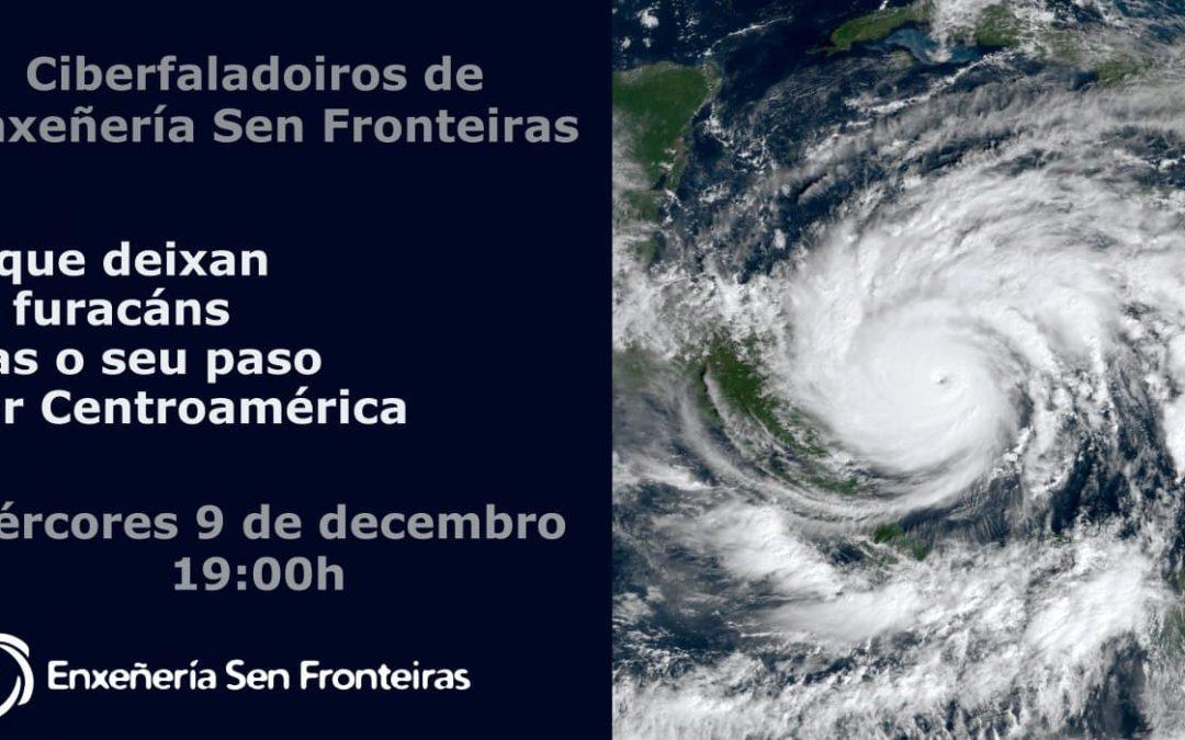 Cibefaladoiro. Contra vientos huracanados. Efectos del Iota y el Eta en Honduras