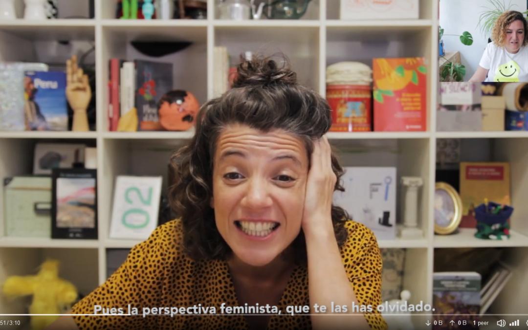 Ikerketa metodologia feministetarantz aurrera egitea
