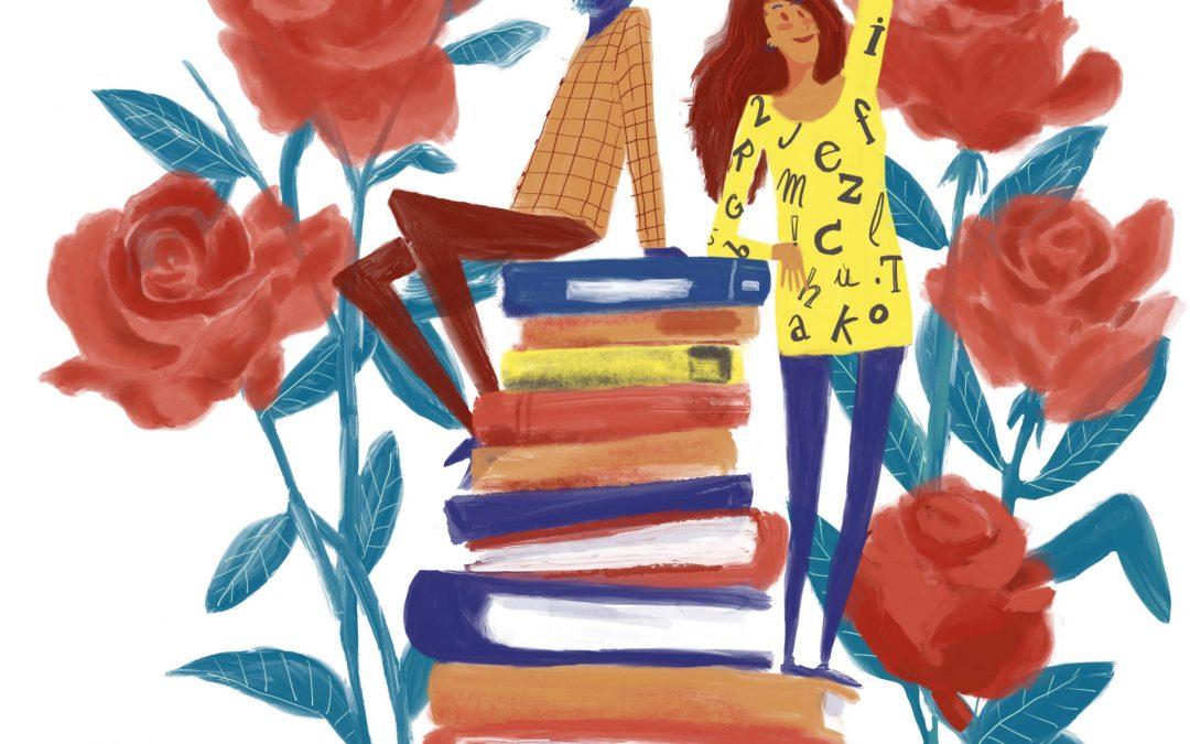 Per Sant Jordi, canvia de perspectiva amb aquests llibres!
