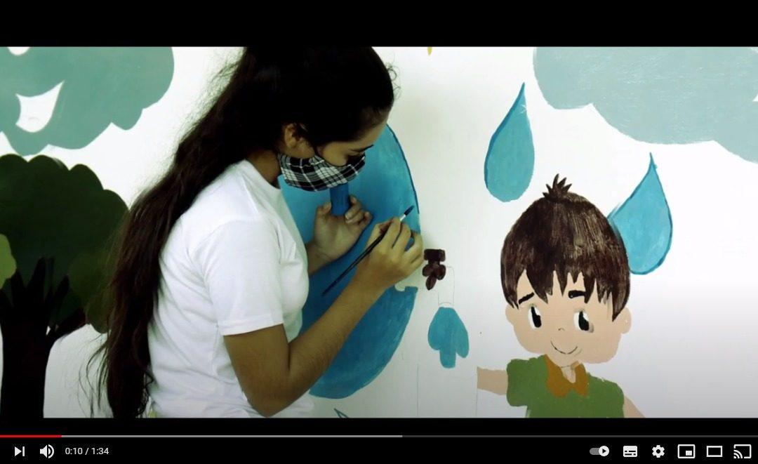 Artivismo Ambiental en Orellana, Ecuador