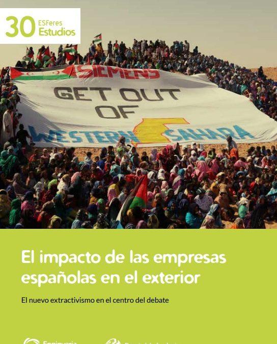 ESFeres 30 El impacto de las empresas españolas en el exterior