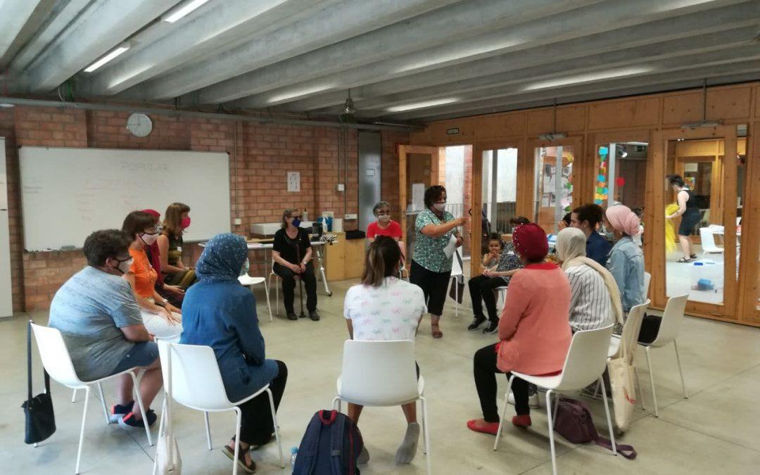 2a Escola Popular Ecofeminista: confiança, reconeixement, seguretat i aprenentatges en femení plural.