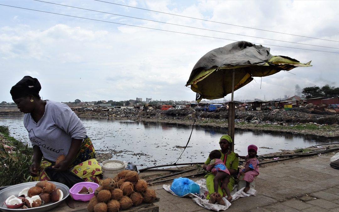Desmantelamiento del vertedero Agbogbloshie, Ghana: una crisis que empeora día tras día