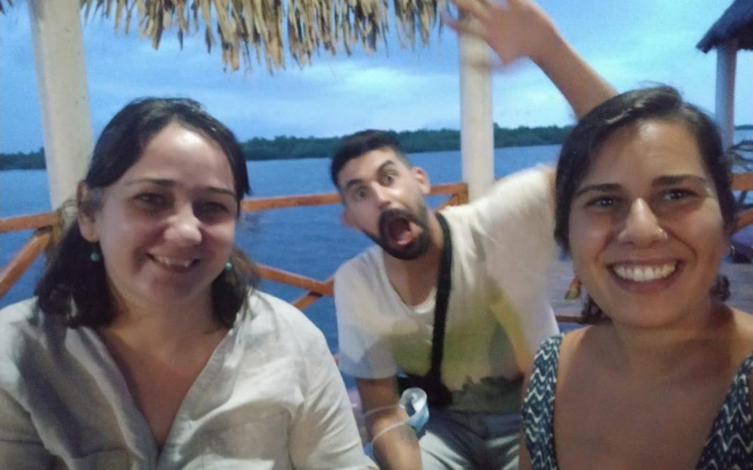 Programa de Coñecemento da Realidade 2021. Primeiras comunicacións dende Honduras!